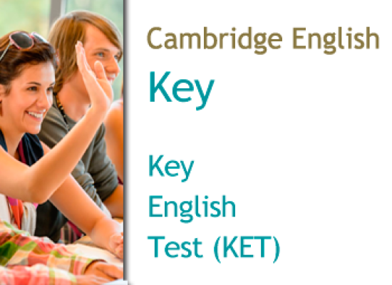 Cambridge Key English Test (KET/A2)