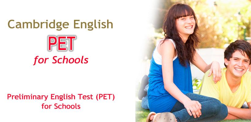 PET-FOR-SCHOOLS