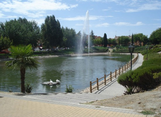 Parque Bilinguals Patos