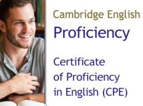 Cambridge Certificate of Proficiency in English (CPE/C2)