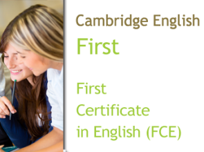 Cambridge First Certificate in English (FCE/B2)
