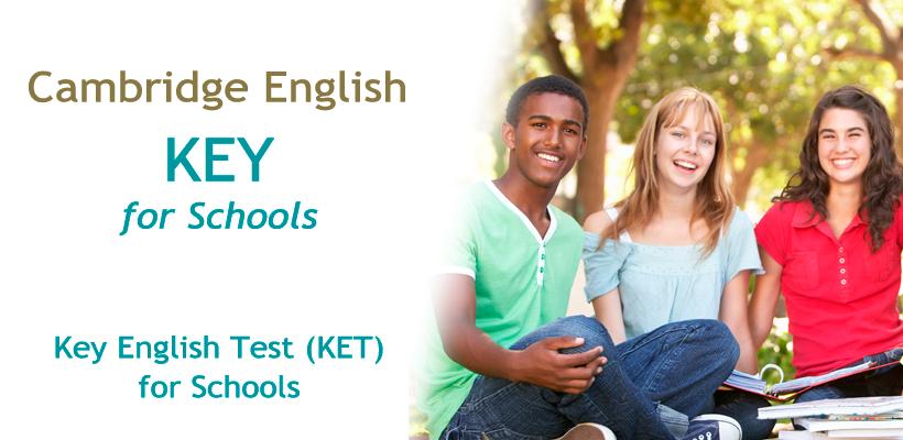 KET-FOR-SCHOOLS