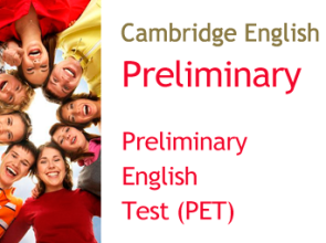 Cambridge Preliminary English Test (PET/B1)