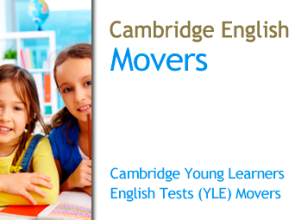 Cambridge English Young Learners (YLE) Movers – A1