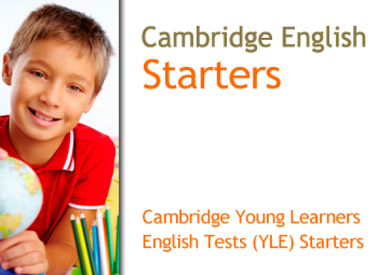 Cambridge English Young Learners (YLE) Starters