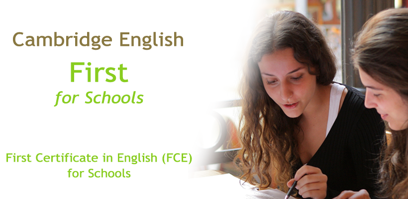 FCE-FOR-SCHOOLS