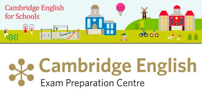 The National Schools Project: Exámenes de Cambridge English en Colegios e Institutos