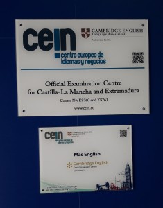 Academia +English, Centro Preparador Exámenes Cambridge English en C.Real