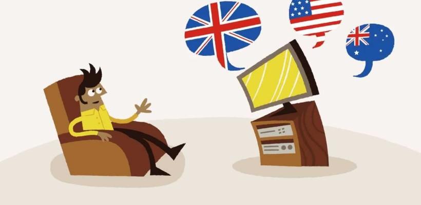 Excelente vídeo para aprender a distinguir las principales variedades de inglés que existen