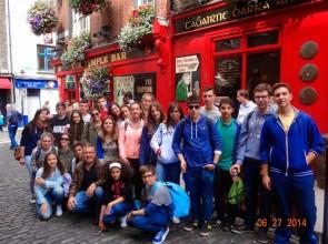 Convivir con una Familia Irlandesa, una gran forma de aprender inglés
