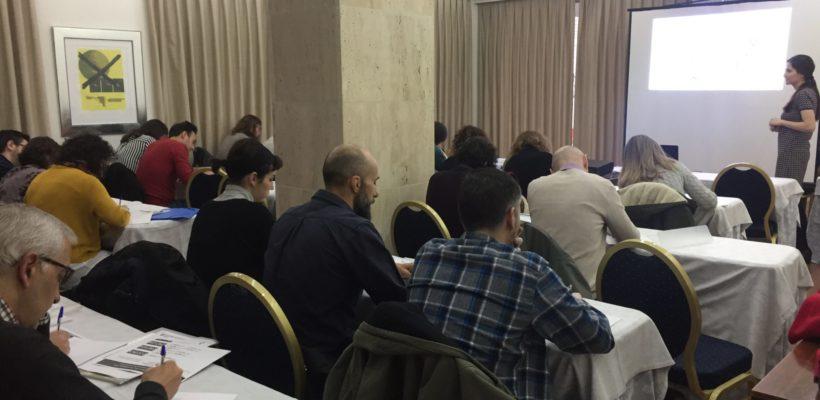 Gran acogida del Seminario que CEIN celebró en Albacete el 2 de Marzo
