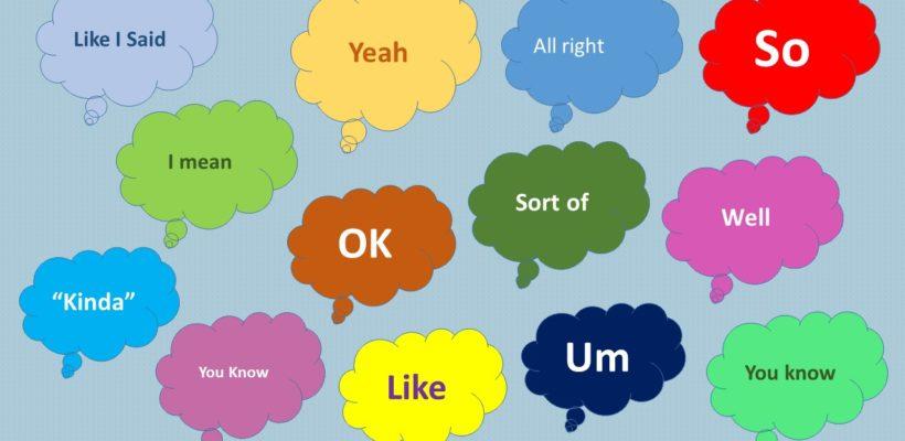 Fillers: el uso de las muletillas en inglés