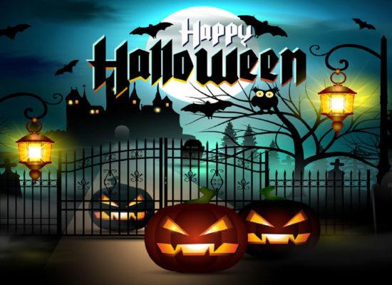 ¡Desde CEIN – Academia Dublín os deseamos un feliz Halloween 2018!
