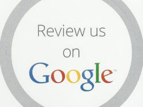¿Todavía no nos has dejado una reseña en Google My Business? ¡Ahora es el momento!