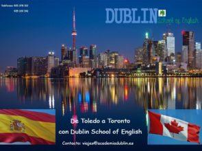 Os presentamos nuestro próximo curso de verano: de Toledo a Toronto 2019