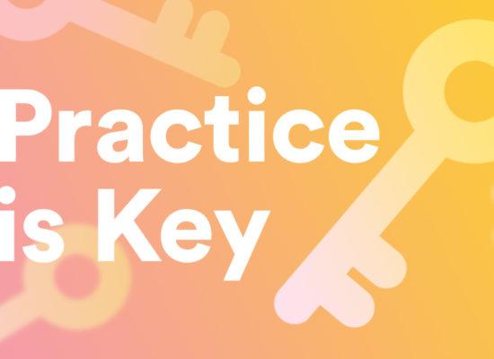 Practicar y practicar, la mejor manera de aprender inglés