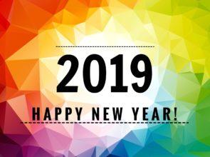 ¡Feliz 2019: no olvidéis que retomamos las clases el 8 de enero!