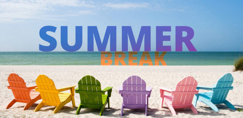 CEIN informa: horario para este verano 2019 y vacaciones a la vista