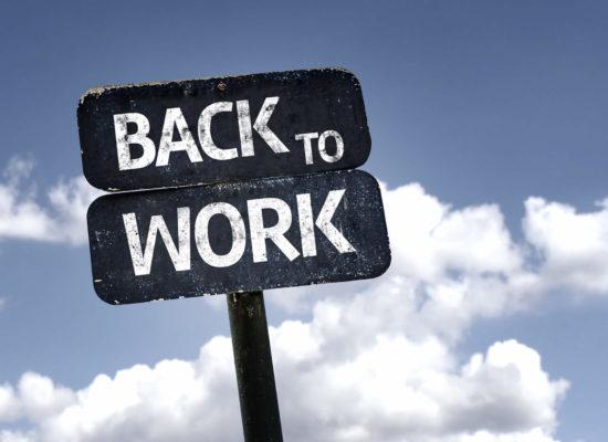 ¡Ya estamos de vuelta y muy pronto retomaremos las matriculaciones para el nuevo curso!
